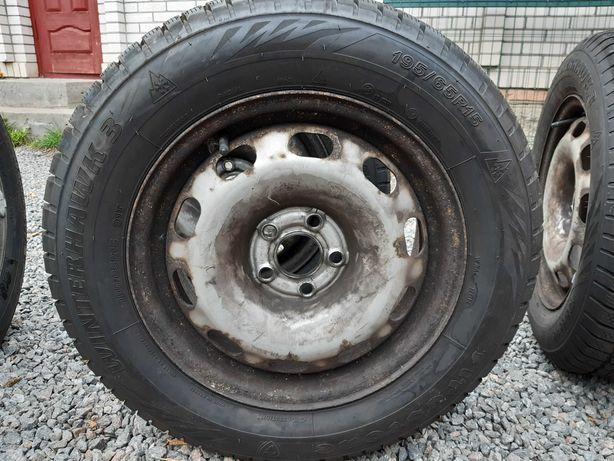 Зимние шины Firestone WinterHawk 3 195/65R15