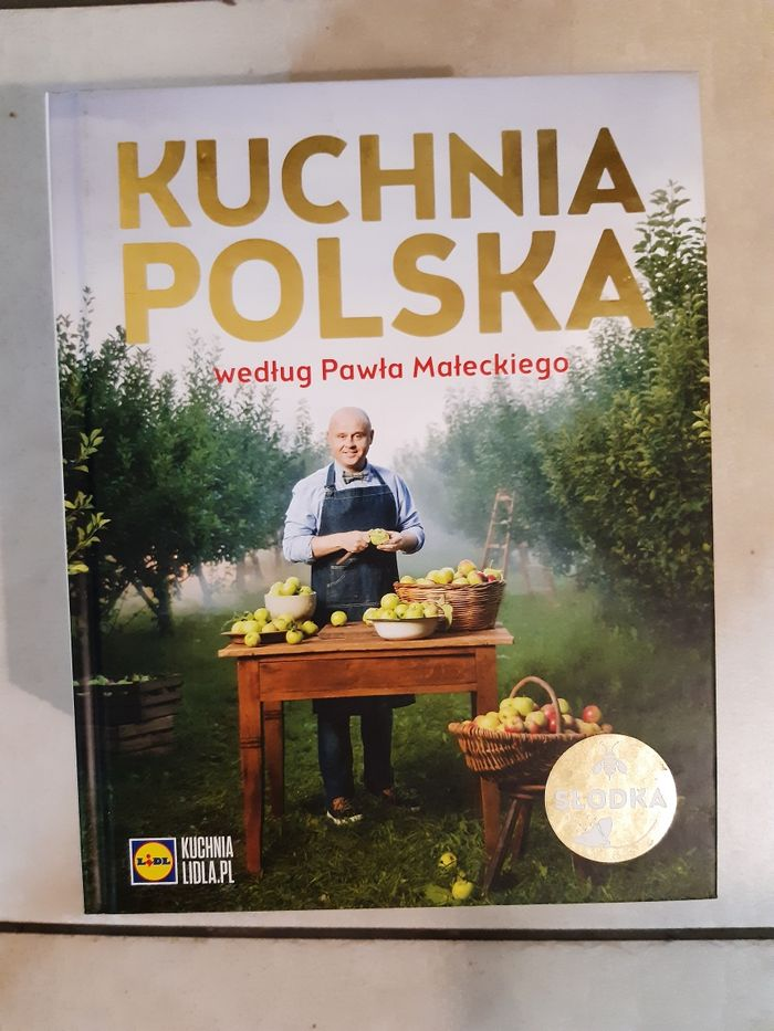 "Książka Lidla ""Kuchnia Polska"" Żabów - image 1"