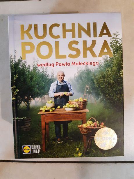 """Książka Lidla """"Kuchnia Polska"""""""