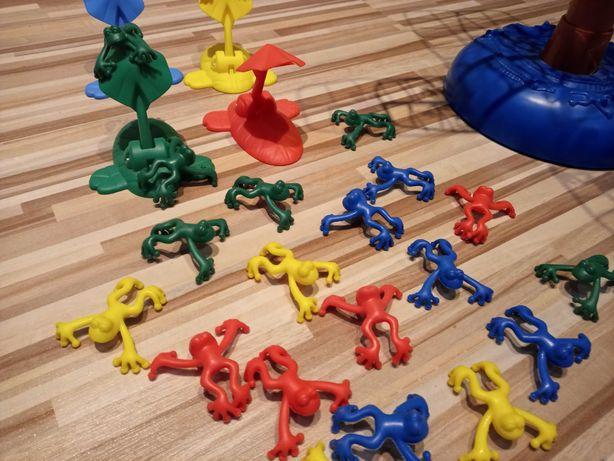 Gra zręcznościowa Mattel Skaczące Żabki