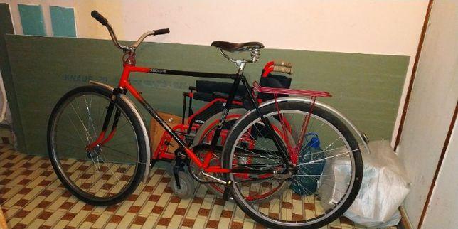Велосипед Украина 1991 г.