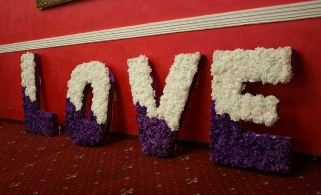 Буквы Love . Большие,для фотосессии или на праздник