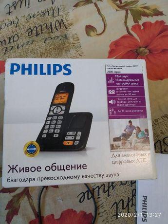 продам телефон DECT Philips CD2851B/UA с автоответчиком