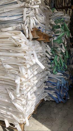 Worek BIG BAG bigbagi na zboże czyste 85/120/75 cm