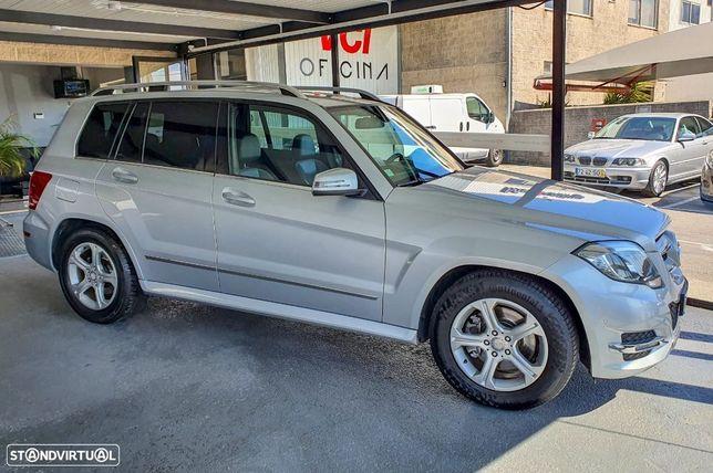 Mercedes-Benz GLK 220 CDi BlueEfficiency