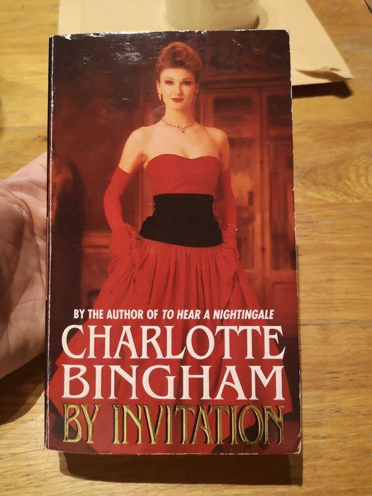 """Charlotte Bingham """"By Inwitation"""" Ząbkowice Śląskie - image 1"""