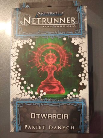 Netrunner - Otwarcia - pakiet danych - nowa