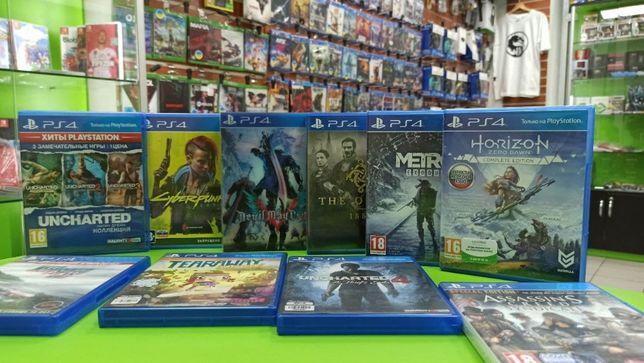 ОБМЕН! Игры, диски для PS4/PS5/Xbox ONE/Nintendo Switch