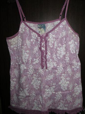 Майка -блуза р. 36 Next