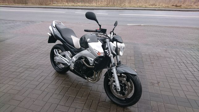 Suzuki gsr 600 (cbf,fazer ,fz)raty ,transport