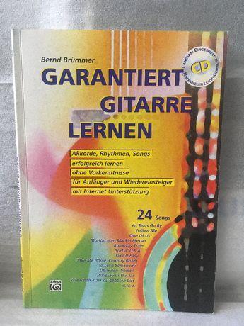 NOWA szkoła gry na gitarze B. Brummer +CD