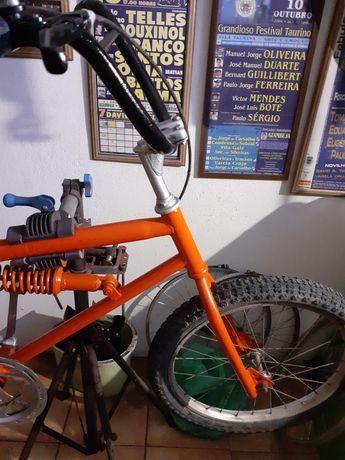 Bike BMX restaurada