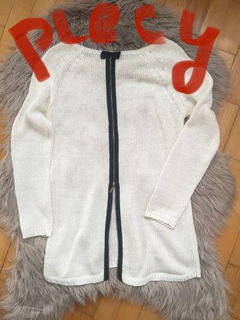 Sweterek Reserved z zamkiem na plecach rozm L (40)