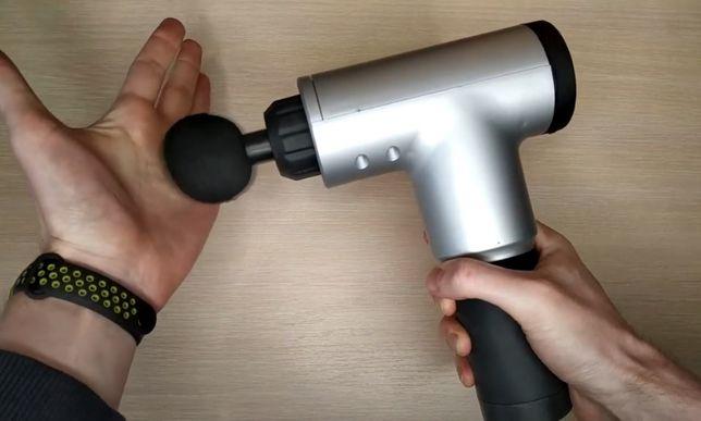 массажер для всего тела для ног для шеи для спины fascial gun kh-320