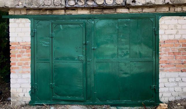 Гараж в Луганске гаражный кооператив «Луганский»