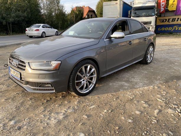 Audi s4 2014r lift zarejestrowane!!