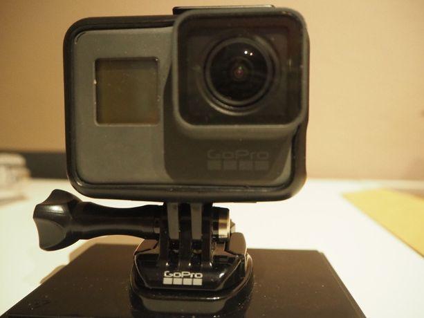 GoPro Hero 6 Black + Karma Grip + akcesoria