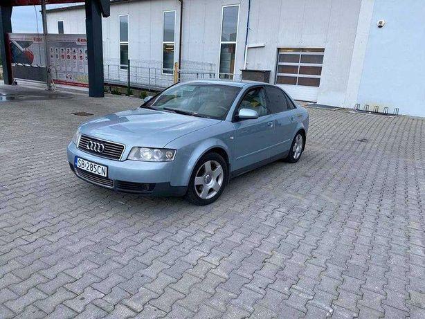 Audi A4B6 2.0 Benzyna +LPG