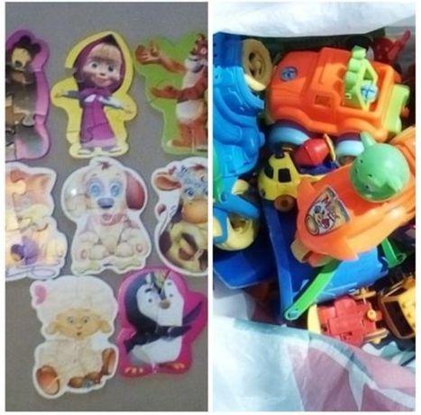Пакет ящик іграшок