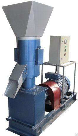 Гранулятор комбикорма лузги опилок матрица 300мм 22 кВт