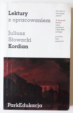 Kordian - Juliusz Słowacki (Lektura z Opracowaniem)