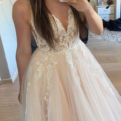 Suknia ślubna Elizabeth Passion E-4806