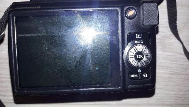 Фотоаппарат Olympus SP-610UZ
