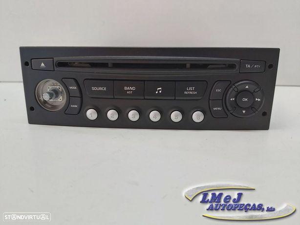 Auto Radio Peugeot 308 (4A_, 4C_) Usado