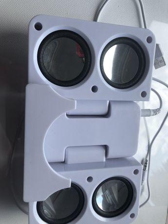 Głośnik na baterie/usb możliwa wysyłka kurier/paczkomat stan idealny