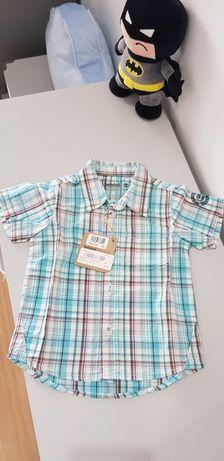 Camisa Timberland 6 meses