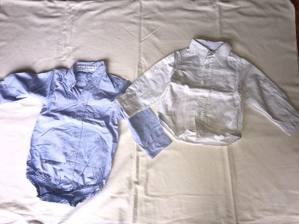 Body + camisa
