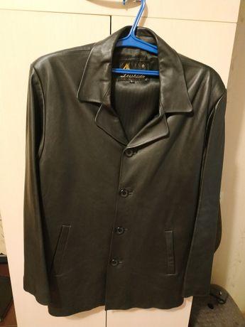 Куртка чоловіча/мужская шкіряна
