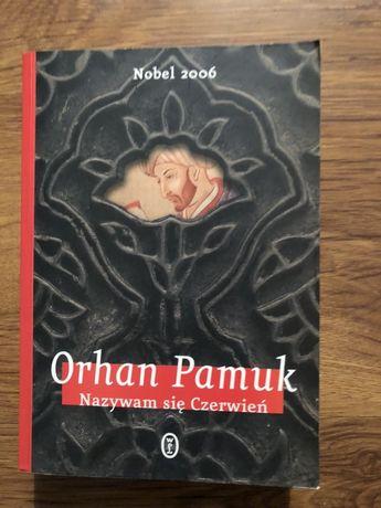 Nazywam się czerwień Orhan Pamuk