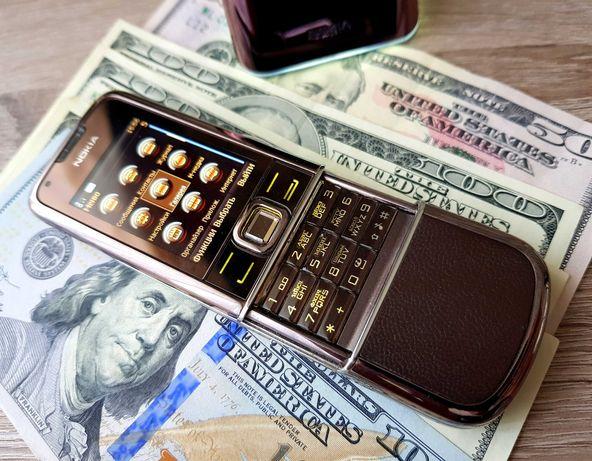 Nokia 8800 Sapphire Brown Arte (Life timer 75 часов)!