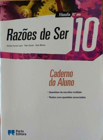 Razões de Ser 10 - Caderno do aluno