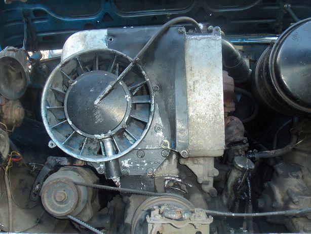 Двигатель+КПП Газ-3309 (54410)