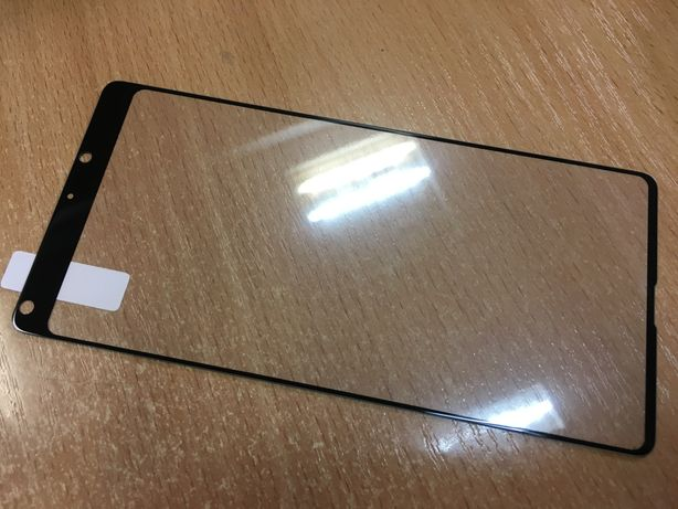 Xiaomi mi mix 2 скло екрану під розслойку