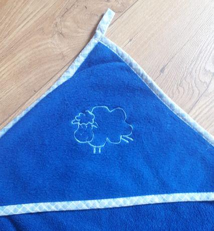 Ręcznik dziecięcy 80×80 cm z kapturkiem