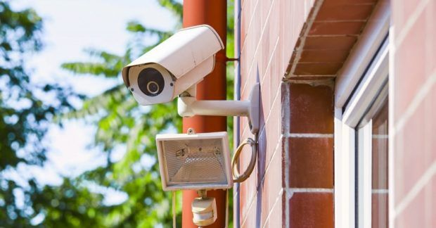 Установка видеонаблюдения, сигнализации, охранных систем