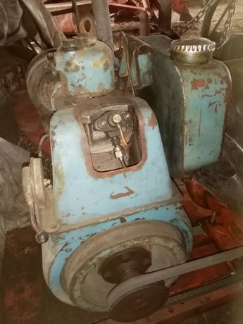 Motor a gasóleo shull