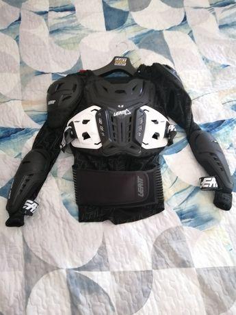 Colete enduro/motocross leatt 4.5