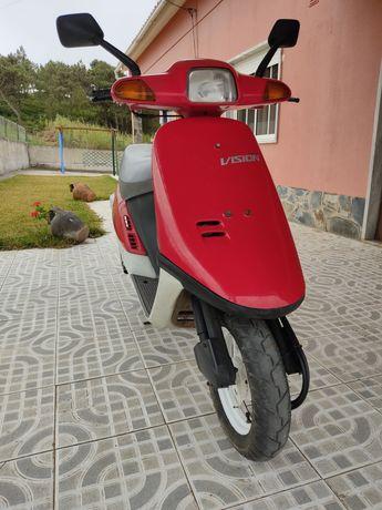 Honda Vision 50 coleção / usar excelente qualidade