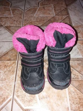 Buty zimowe Lupilu, Lidl rozmiar 25