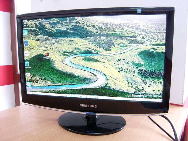 Telewizor z funkcją monitora SAMSUNG 19''