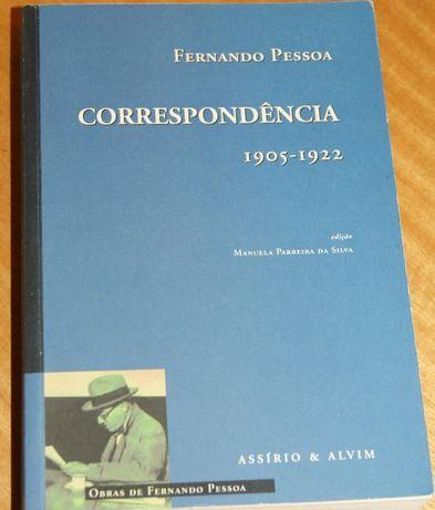 Correspondência 1905/1922, Fernando Pessoa