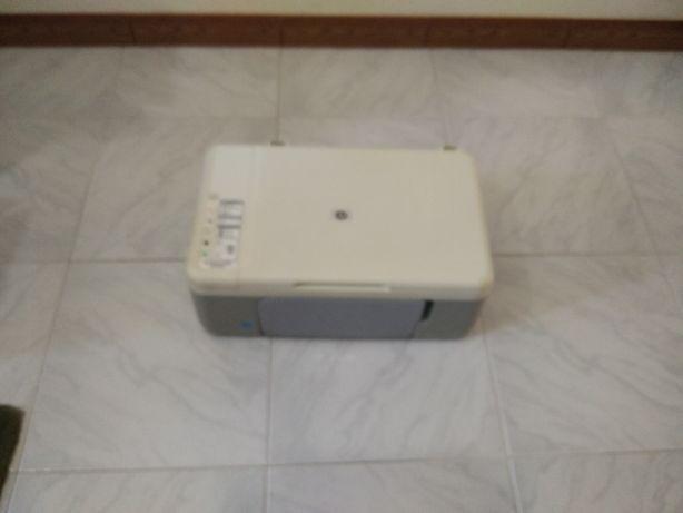 Impressora HP Deskjet F2580