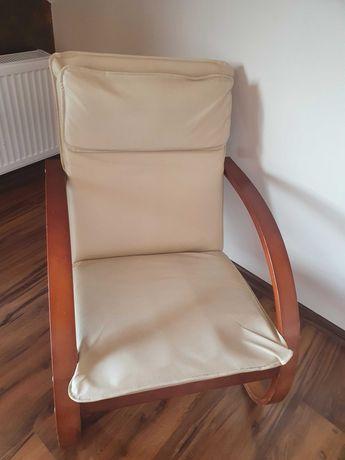 Fotel bujany dwie sztuki