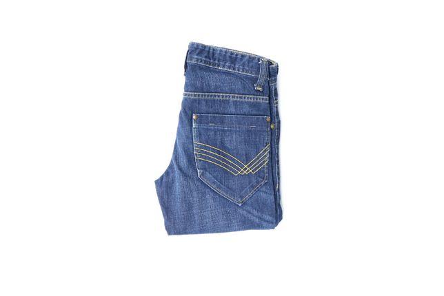 Damskie spodnie jeansy Tom Taylor r. 40 (L)