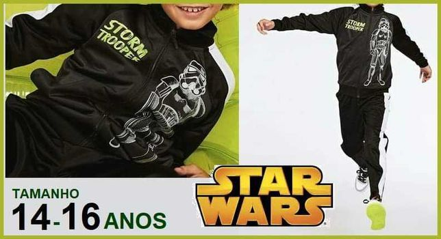 Fato de Treino - Star Wars