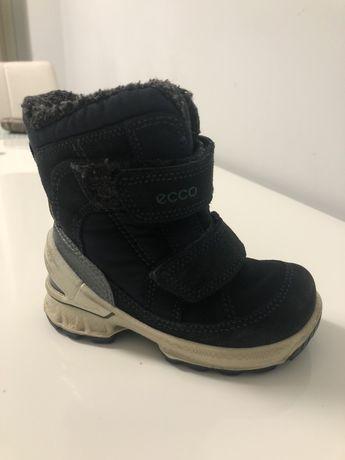 Дитячі чобітки зимові ECCO